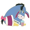 Disney Soda Fountain Pin - Eeyore from Winnie the Pooh