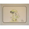 Disney Artist Sketch - Minnie Mouse - Graduation - Green