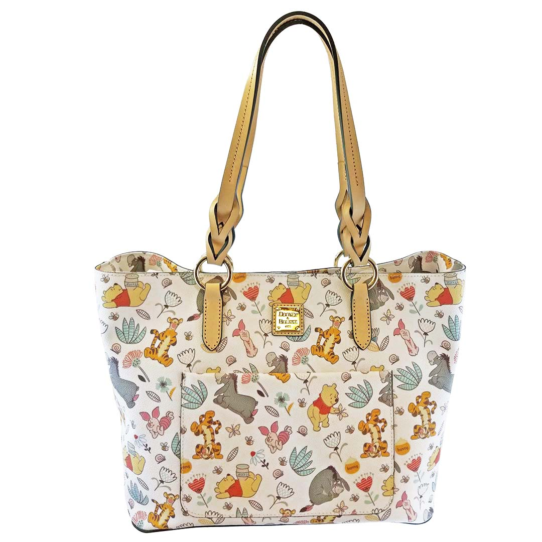 Disney Dooney and Bourke Tammy Tote - Winnie the Pooh and Friends