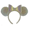 Disney Minnie Ears Handband - Iridescent Sequins and Bow