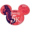 Disney Car Magnet - runDisney Princess Half Marathon Weekend 2018 5K
