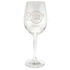 Disney Wine Glass - runDisney Wine and Dine Marathon Weekend 2015