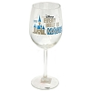 Disney Wine Glass - runDisney EVERY MILE IS MAGIC Marathon Weekend 2017