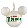Disney Mickey Ears Icon Ornament - Good Tidings