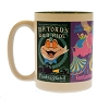 Disney Coffee Cup Mug - Fantasyland Attraction Posters