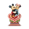 Disney Traditions by Jim Shore - Mickey and Minnie Heart to Heart
