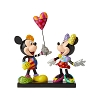 Disney Britto Figurine - Mickey and Minnie LE 3000