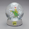 Department 56 Snow Globe - Dr. Seuss Grinch - Naughty Or Nice