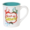 Universal Coffee Cup - Dr. Seuss Grinch - Drink Up Grinch