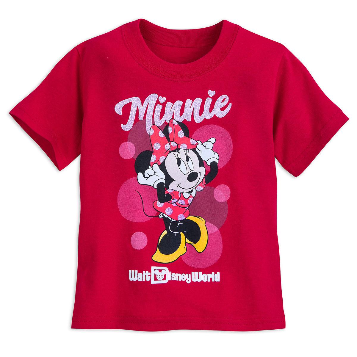 d3cdd4a5b31 Add to My Lists. Disney Toddler s Shirt - Minnie Mouse Glitter T-Shirt for  Girls