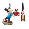 Disney Ornament Set - Mickey Mouse Memories - Pluto's Christmas Tree