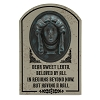 Disney Decoration - Haunted Mansion Leota Tombstone