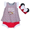 Disney Infant Dress & Bloomers - Minnie Sweetly Original Set for Baby