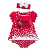 Disney Baby Bodysuit - Minnie Born to be FaMOUSE Set for Baby