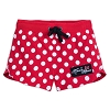 Disney Girl's Shorts - Minnie Mouse Polka Dot Shorts