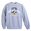 Disney Adult Shirt - Disney World Mickey Logo Sweatshirt