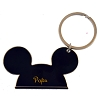 Disney Keychain Ring - Mickey Ears - Pops