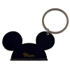 Disney Keychain Ring - Mickey Ears - Mom