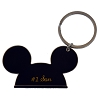 Disney Keychain Ring - Mickey Ears - #1 Son
