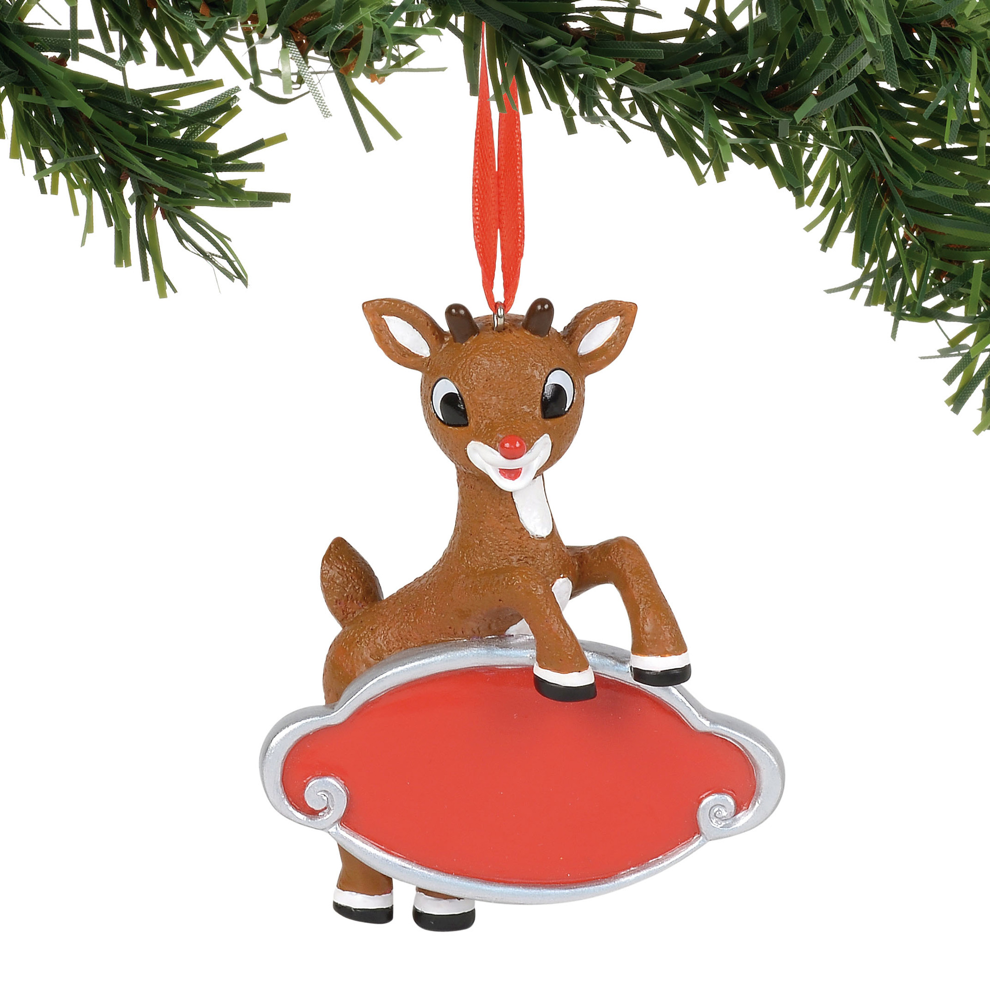 Department 56 Ornament - Rudolph - Personalizable Rudolph