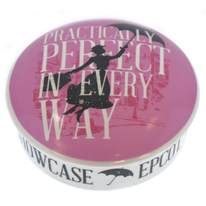 Disney Trinket Box - Mary Poppins - Practically Perfect