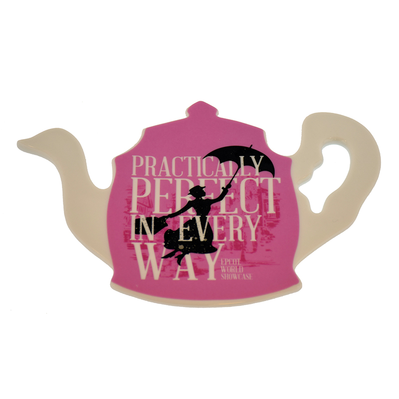 Disney Trivet - Mary Poppins - Practically Perfect