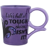 Disney Coffee Cup Mug - Ursula - Life's full of TOUGH choices ISN'T IT
