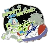 Disney Toy Story Pin - Buzz Lightyear and Aliens -