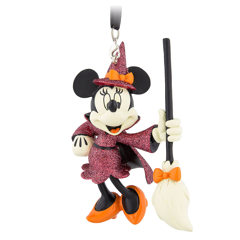 Minnie Halloween Witch