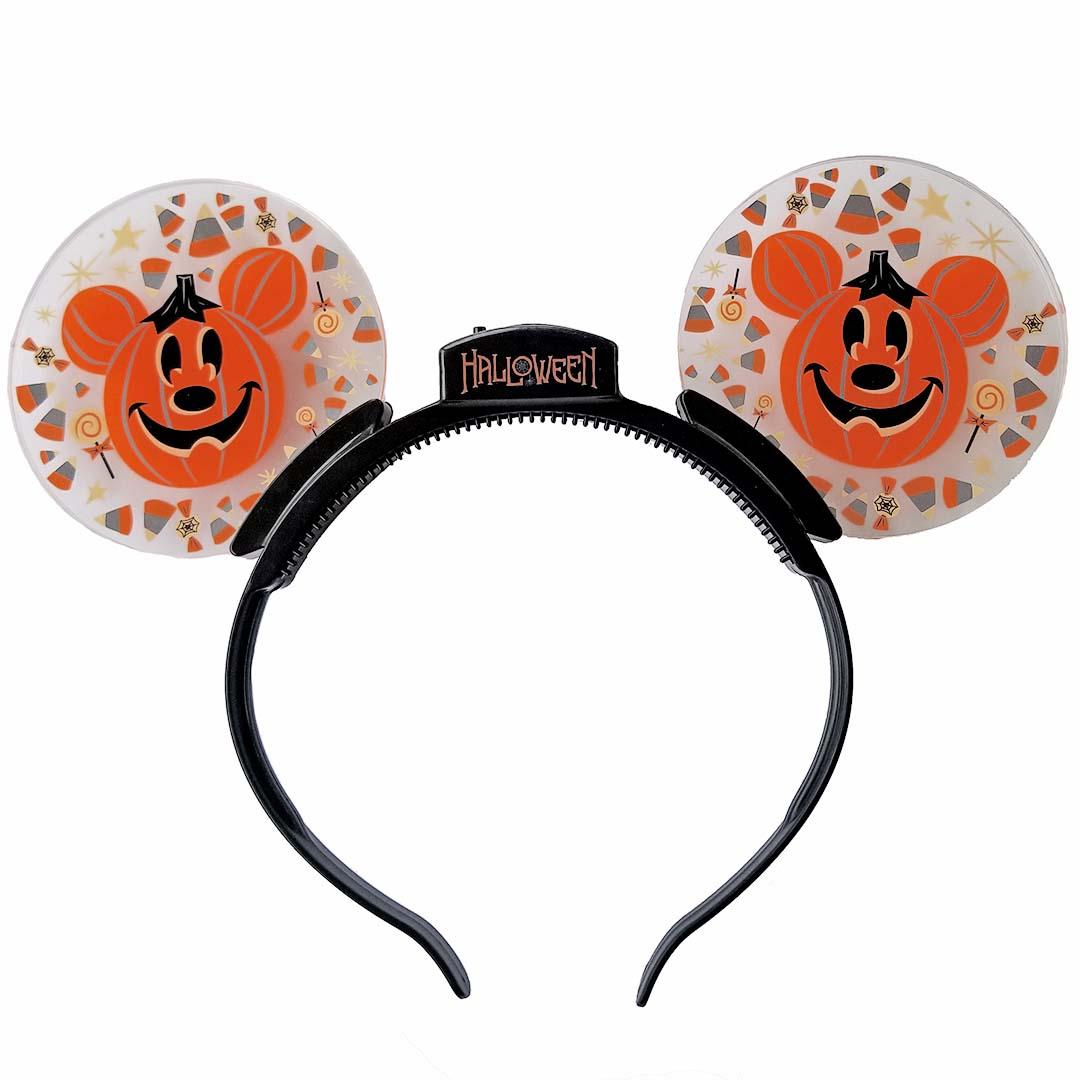 disney ears headband halloween 2018 light up mickey jack olanterns