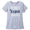 Disney Women's Shirt - Disney Squad Mickey and Friends