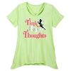 Disney Women's Shirt - Tinker Bell - Tink Happy Thoughts