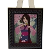 Disney Framed Mini Canvas - Short Hair by Leilani Joy