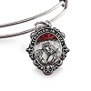 Disney Alex and Ani Bracelet - Villains Cruella De Vil