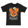 Disney Child Shirt - Happy Halloween 2018 Logo Tee