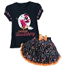 Disney Child Skirt and Tee - Halloween Totally Bewitching Minnie Witch