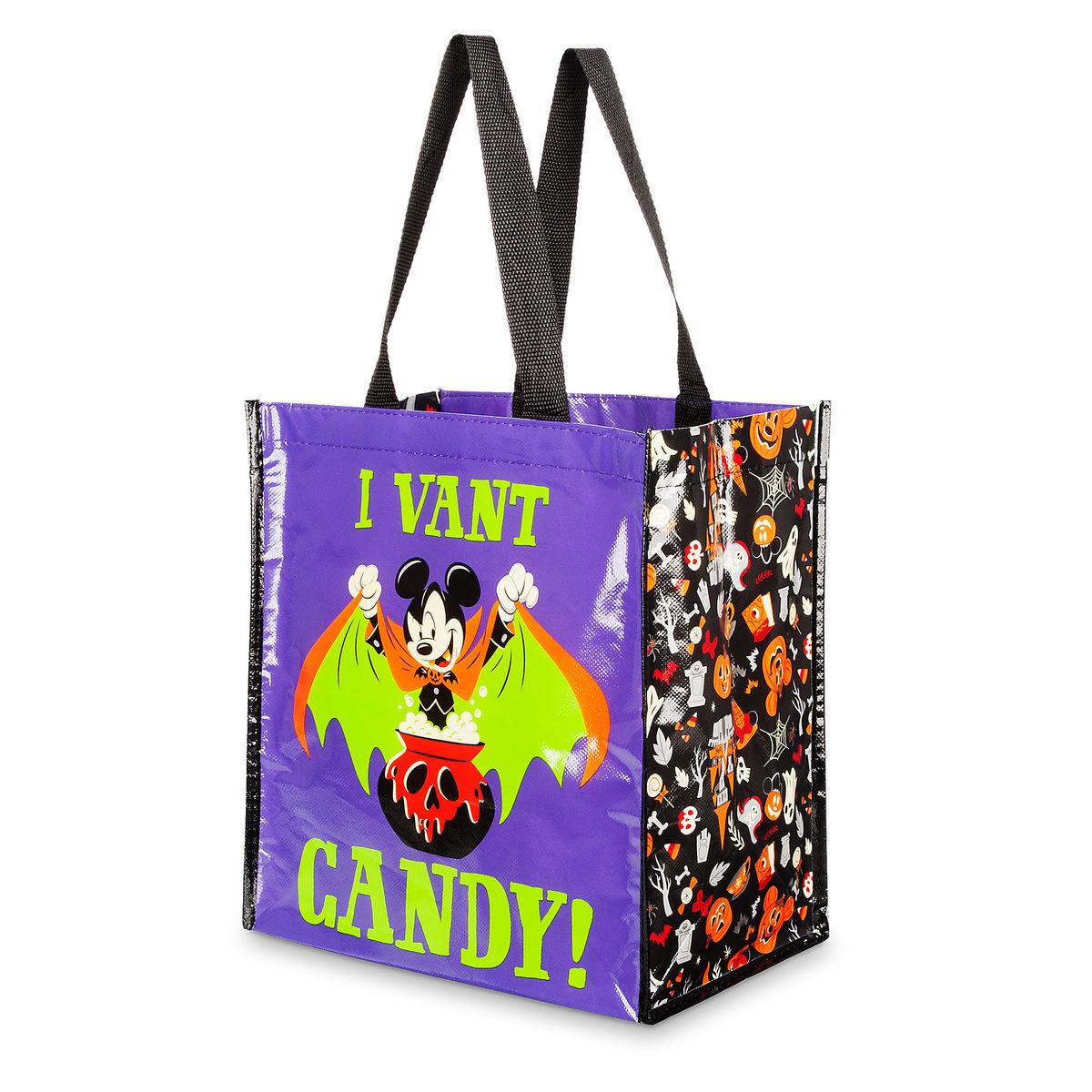 Halloween Tote Bag Villains Tote Bag Park Tote Bag Adult Tote Bag Handmade Tote Bag MNSSHP Tote Bag Large Tote Bag