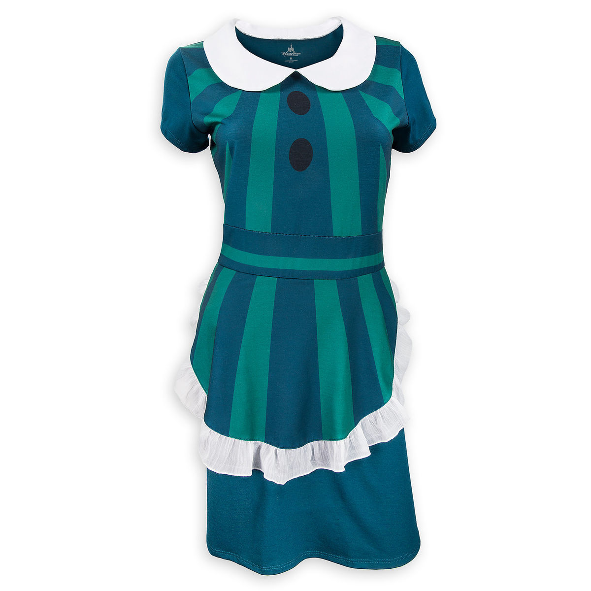 Disney Women's Dress - The Haunted Mansion Hostess Costume