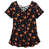 Disney Women's Shirt - Halloween - Mickey And Minnie T-Shirt