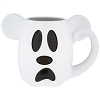 Disney Coffee Cup Mug - Mickey Mouse Halloween Ghost - Boo To You!