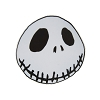 Disney Pin - Jack Skellington Smiling Face