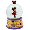 Disney Snowglobe - Minnie Mouse - Magic Kingdom Travels