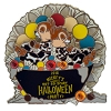 Disney Pin - Mickey's Not So Scary Halloween Party - 2018 Chip N Dale