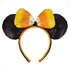 Disney Minnie Ears Headband - Candy Corn - I'm Just Here for the Candy