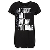 Disney Women's Shirt - Haunted Mansion Tunic - Follow You Home