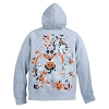 Disney Women's Hoodie - Mickey and Friends Halloween Zip Hoodie