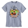 Disney Adult Shirt - Halloween 2018 Mickey & Friends - Grey