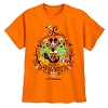 Disney Child Shirt - Halloween 2018 Mickey & Friends - Orange