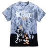 Disney Adult Shirt - Halloween 2018 Mickey & Friends - Tie-dye