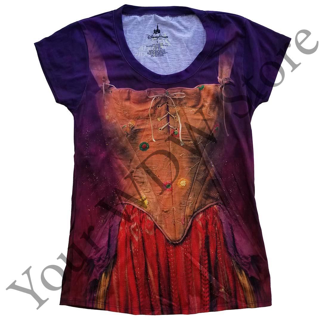 c15c68686 Add to My Lists. Disney Ladies Shirt - Hocus Pocus Sanderson Sisters ...